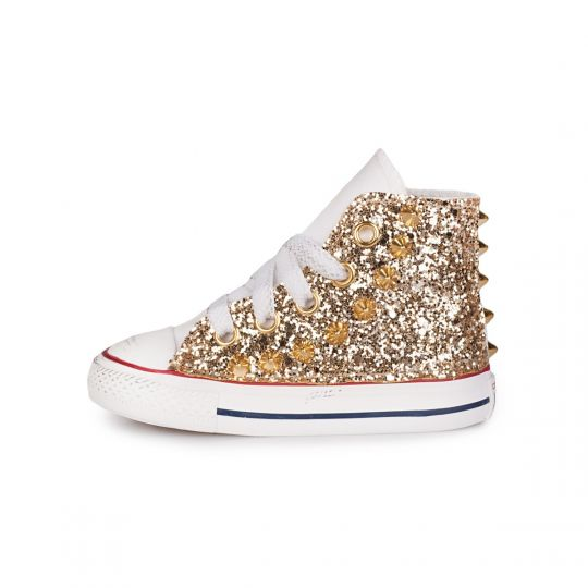 all star hi RUNAWAYS GOLD Kid