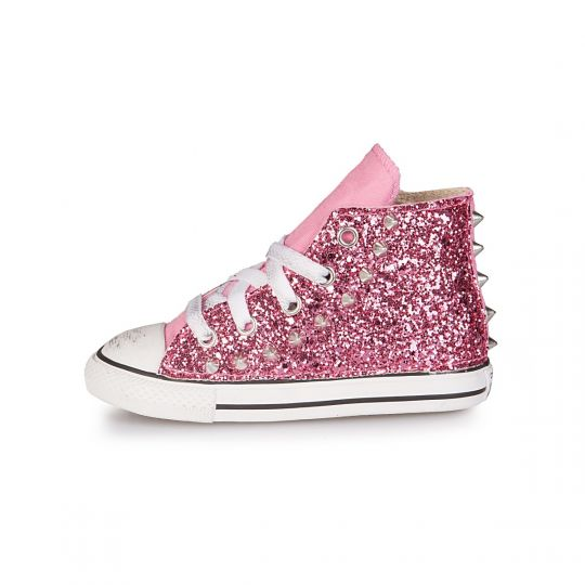 all star RUNAWAYS PINK HI kid