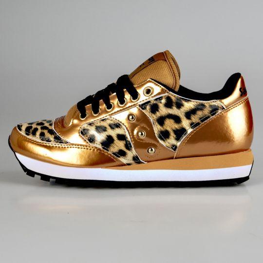 Saucony Jazz Gold Animalier