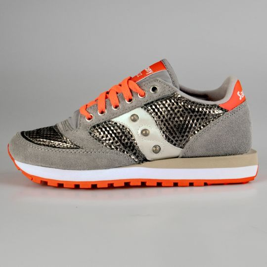 Saucony Jazz Grey Dark Disco