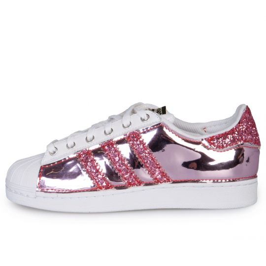 SUPERSTAR DMC RUNAWAYS VINYL PINK