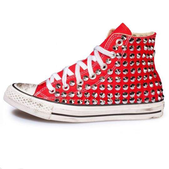 all star RED CONE ONE STAR