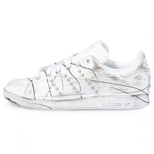 adidas STAN SMITH ENEMY TOTAL WHITE