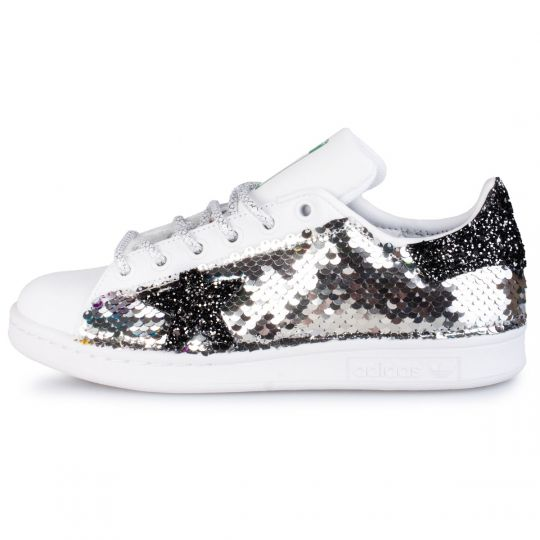 adidas stan smith imls paillettes glitter