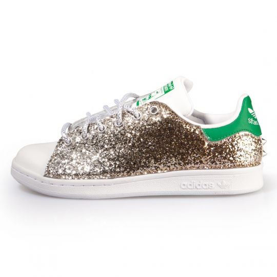 adidas STAN SMITH RUNAWAYS DEGRADE' GOLD