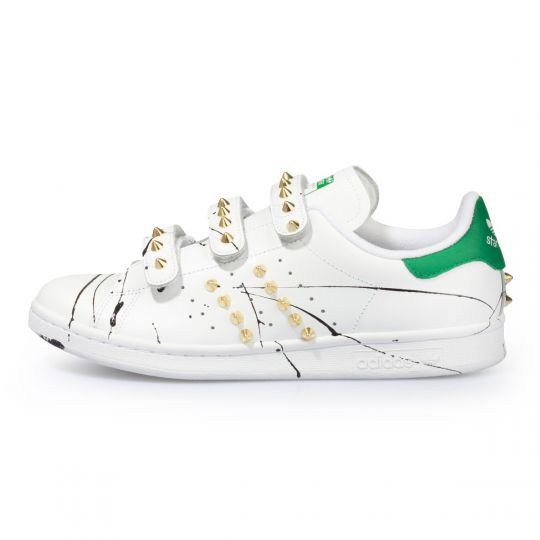 adidas STAN SMITH STRAP GOLD ENEMY