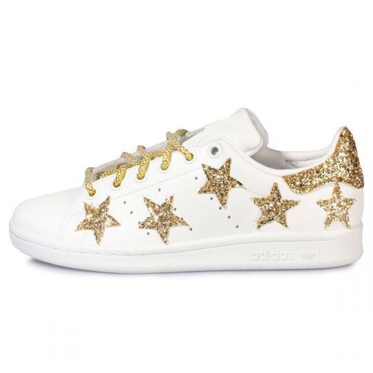 adidas STAN SMITH SUPERNOVA gold