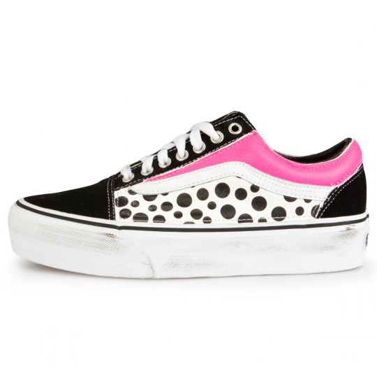 Vans Old Skool Platform  So 80's Pois