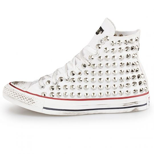 all star WHITE CONE ONE STAR
