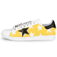 Adidas Stan Smith Yellow Stars IMLS