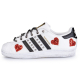 adidas superstar Red Heart Procession