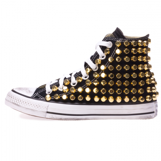 all star BLACK / GOLD ROCK