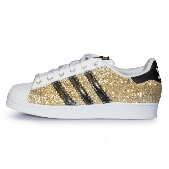SUPERSTAR DMC gold