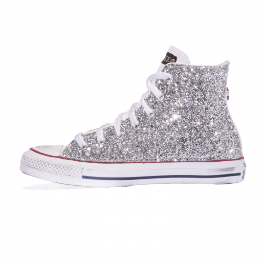 all star WHITE RUNAWAYS PELLE