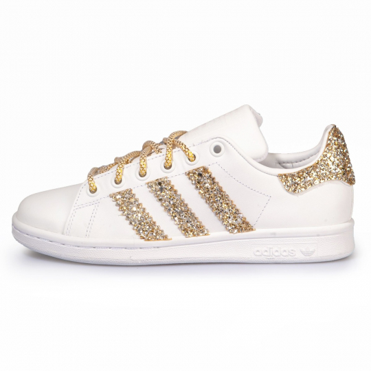 STAN SMITH WU-TANG GOLD