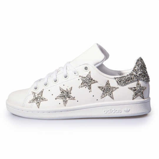 STAN SMITH SUPERNOVA silver