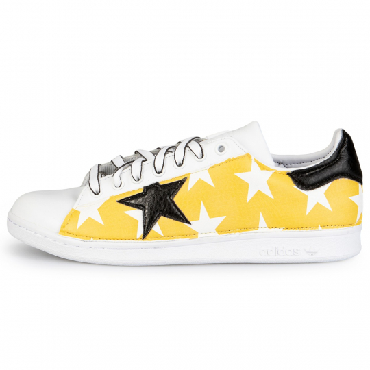 Adidas Stan Smith Yellow Stars IMLS