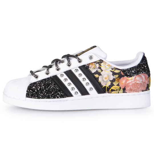 ADIDAS SUPERSTAR IMLS KENDO BLACK
