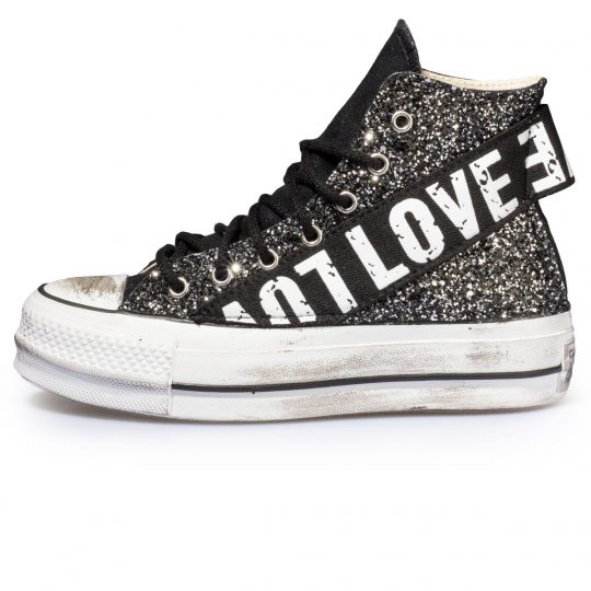 ALL STAR RUNAWAYS LOVE PLATFORM