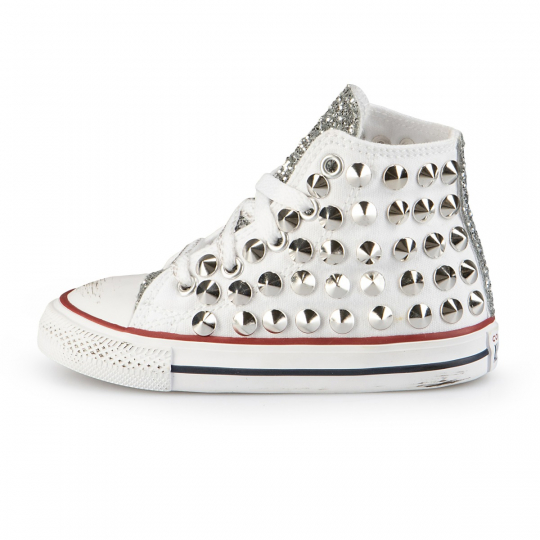 ALL STAR RUNAWAYS WHITE 27-34
