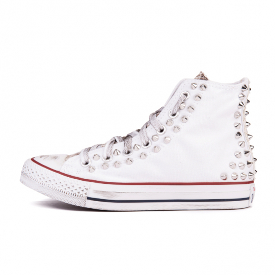 all star WHITE PYTHO