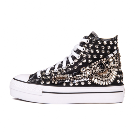 PLATFORM WOLLSTONECRAFT BLACK HI