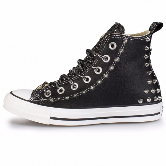 all star Runaways back to black pelle