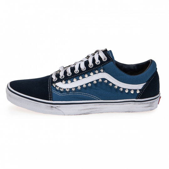 OLD SKOOL VANS BLUE