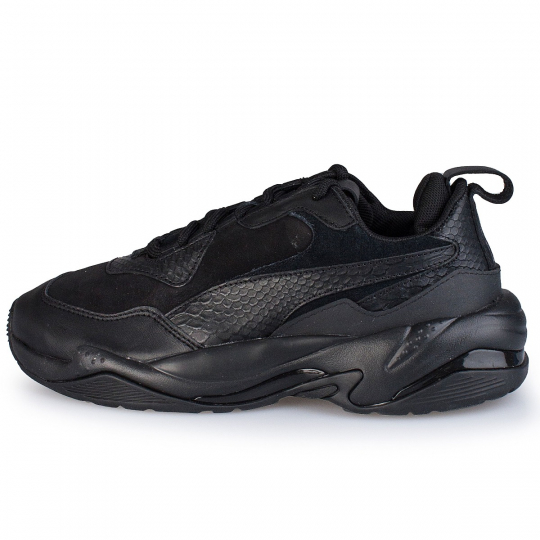 puma thunder total black  -35.5