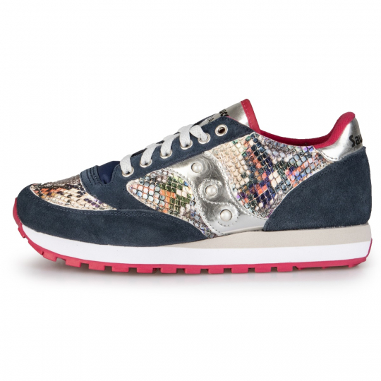 Saucony Jazz Blue Pytho Multi