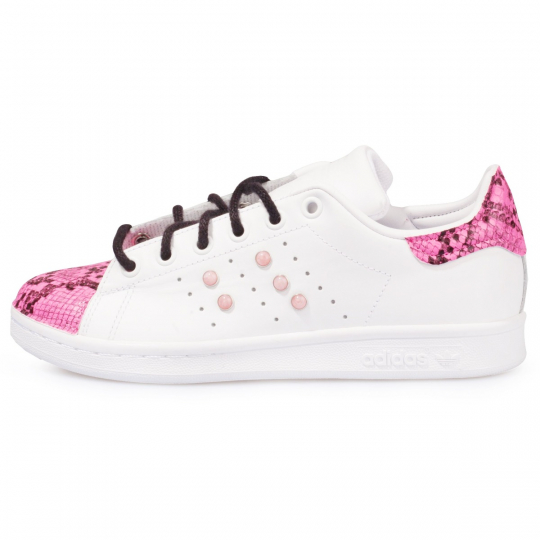 STAN SMITH fuxia fluo PYTHO