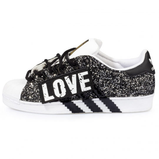 SUPERSTAR LOVE GLITTER