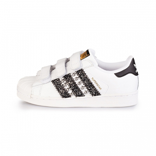superstar wu-tang black strap ( 20-34 )