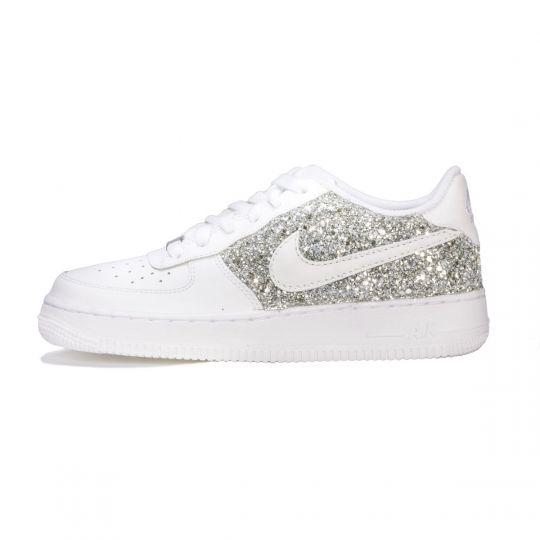 Nike Runaways Silver Low