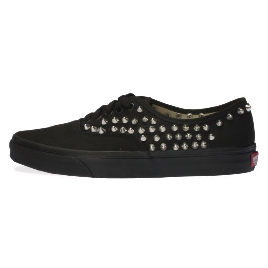 vans AUThENTIC TOTAL BLACK
