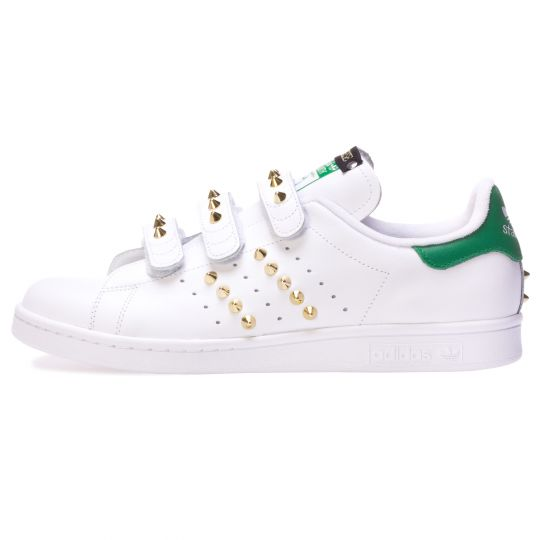 adidas STAN SMITH STRAP GOLD