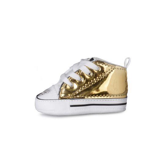 all star hi GOLD VINYL CULLA