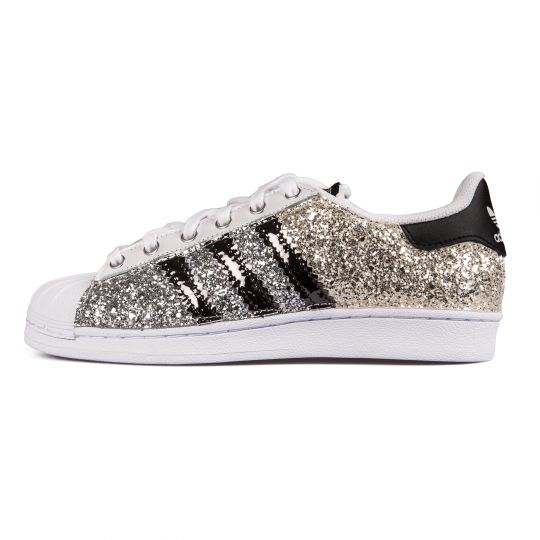 SUPERSTAR DMC CHAMPAGNE silver