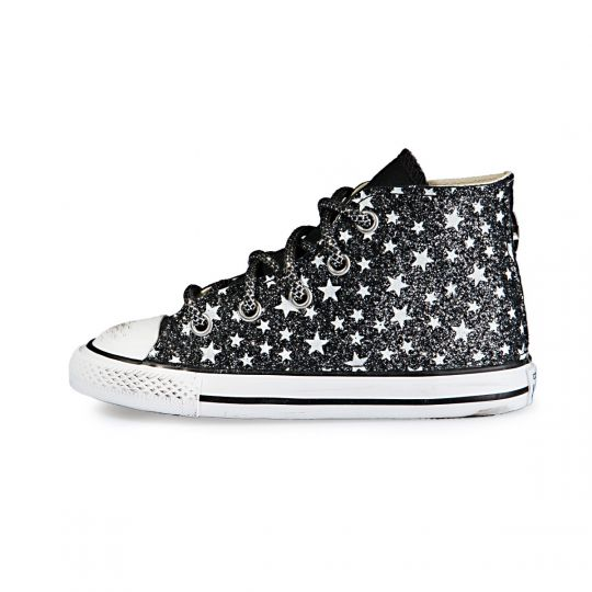 All star hi Runaways Stars Black Kid