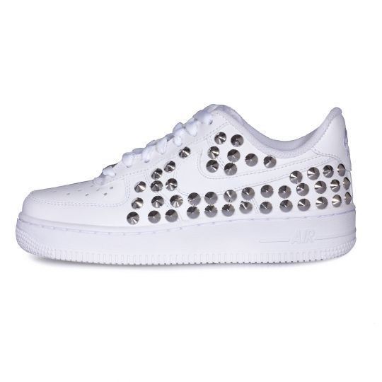 AIR FORCE WHITE STUDS LOW