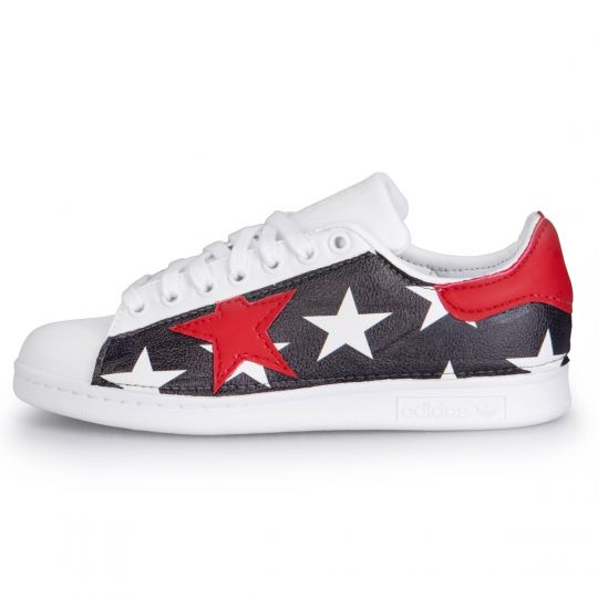 Adidas Stan Smith Black Stars IMLS xx