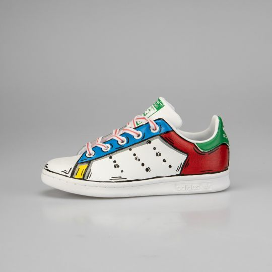 Adidas Stan Smith Cosplay Kid xx