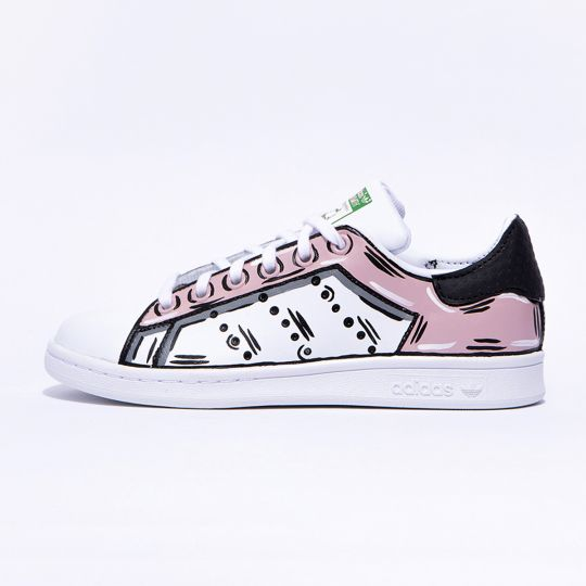 ADIDAS STAN SMITH COSPLAY PINK