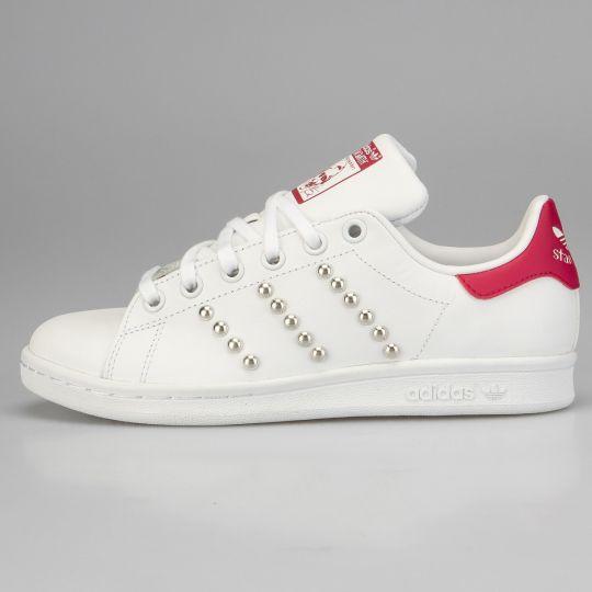 Adidas Stan Smith Red Studs xx