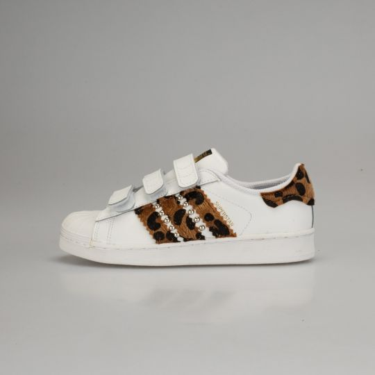 Adidas Superstar Strap Leo Savage Kid