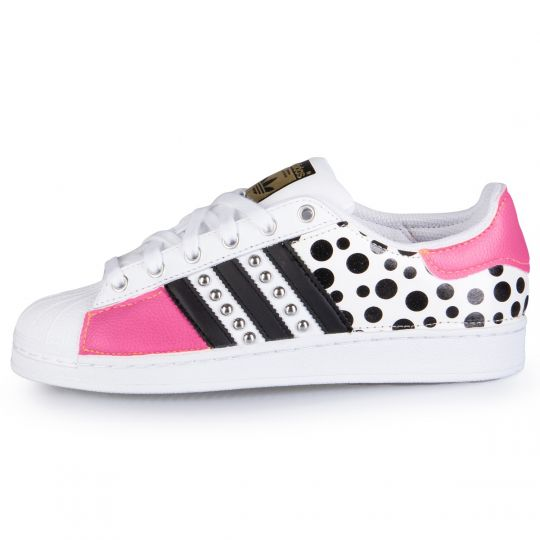 ADIDAS SUPERSTAR 80'S POIS