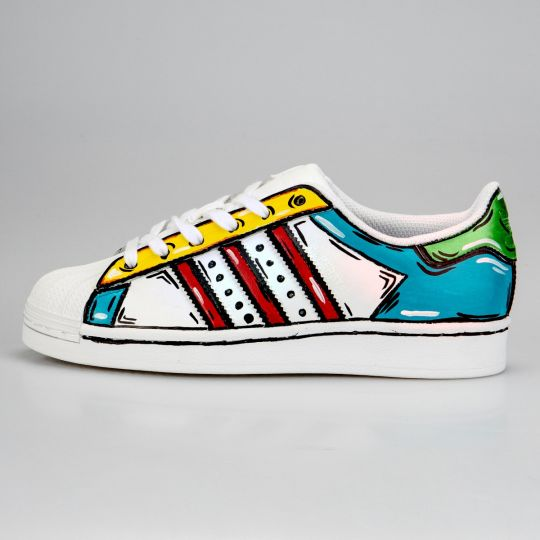 Adidas Superstar Cosplay Lamu'