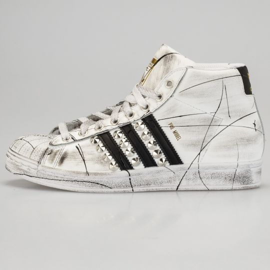 Adidas Superstar Hi Enemy Black