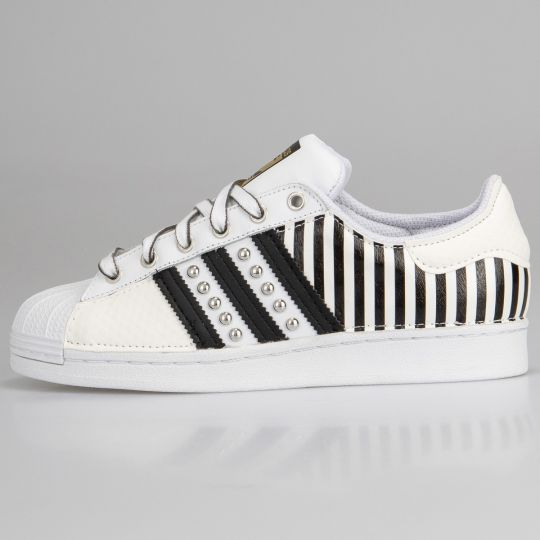 Adidas Superstar IMLS Space Stripe Lego