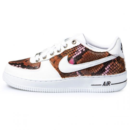 AIR FORCE LOW white MULTI PYTHO XX